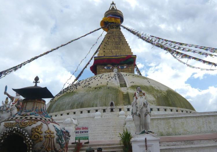 TDLoc 2014 - Kathmandu_Bouddhanath