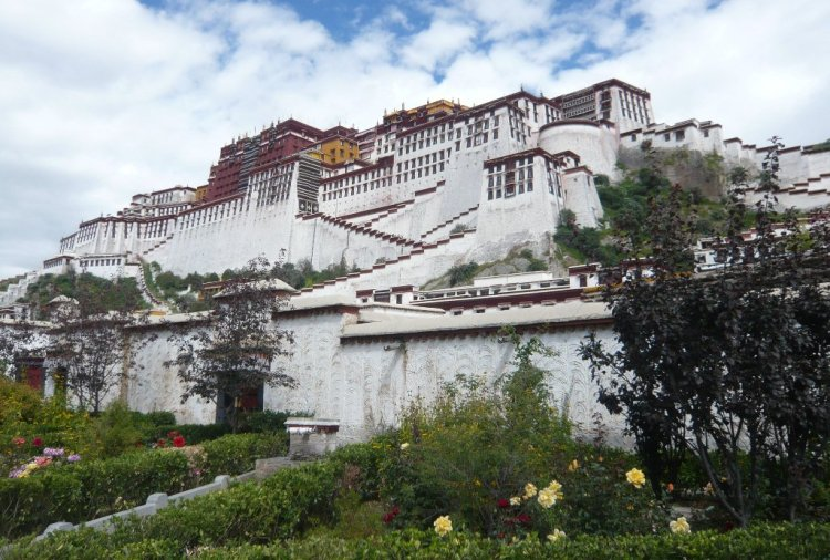 TDLoc 2014 - Tibet - Lhasa - Potala-Palace