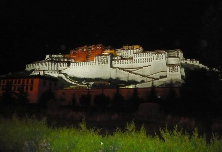 TDLoc 2014 - Tibet - Lhasa - Potala Palace2