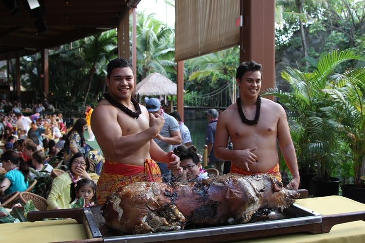 Dung - Hawaii aloha