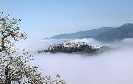 Hearst Castle. Photo: hearstcastle.org