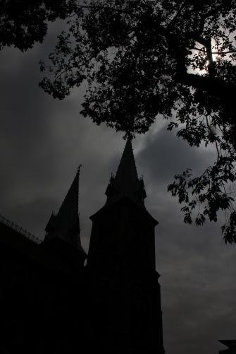 Nhà thờ Đức Bà Sài Gòn - Notre Dame, Saigon, Vientam - Photo: vandungsilk