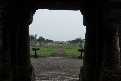 Thánh Địa La Vang - Quảng Trị - Mùa Đông 2013 (Phía trước là cổng chính) - La Vang Church, Quảng Trị, Vietnam. Photo: vandungsilk