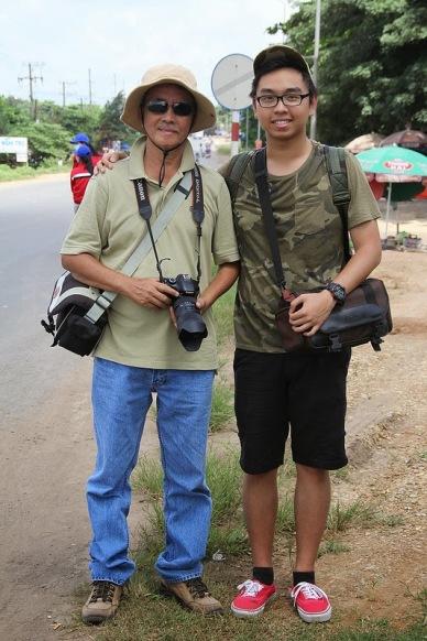 Cha con - Photo: DungSilk