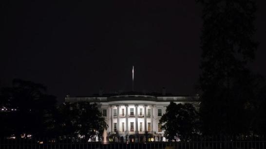 The White House, Wash. DC - Photo: Hoàng Trọng
