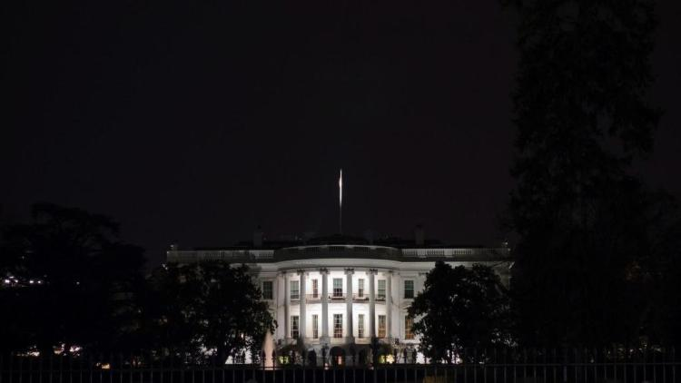 The White House, Wash. DC - Photo: Hoàng Trọng