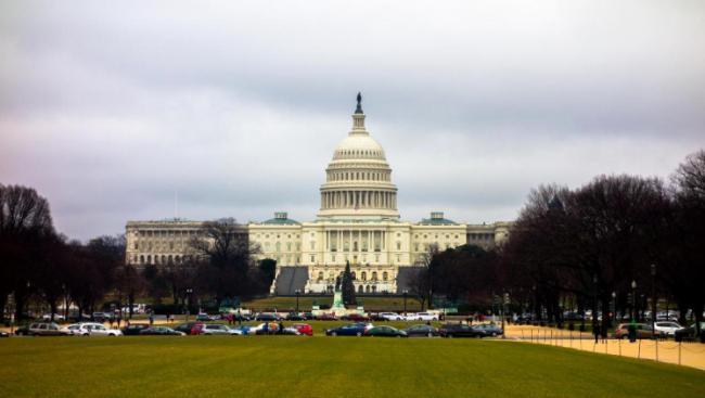 The Capitol, Wash DC - Photo: Hoàng Trọng