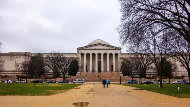 National Gallery of Arts, Wash. DC - Photo: Hoàng Trọng