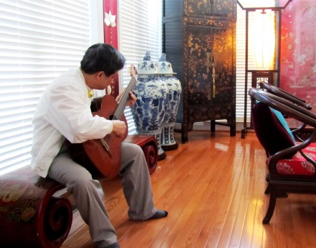Nguyễn Văn Hòa - Washington DC, 2011. Photo: TongMai