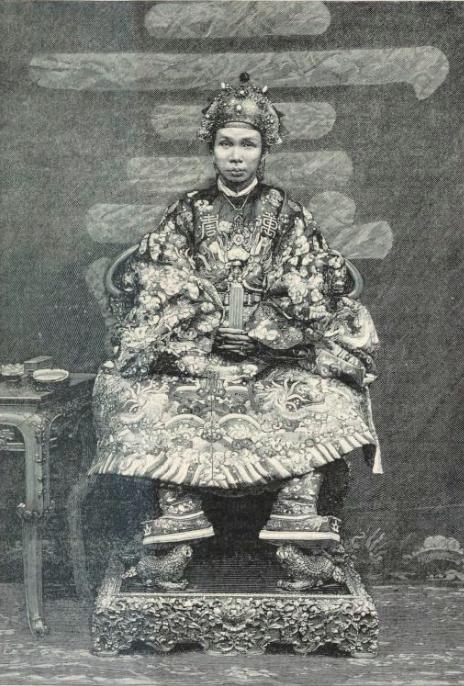 vua Đồng Khánh