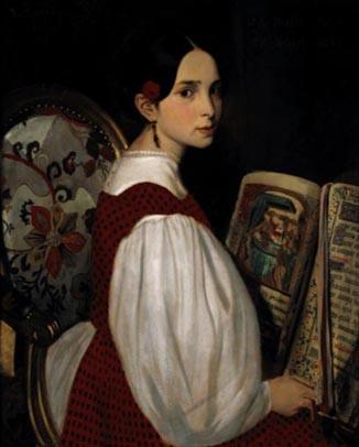Leopoldine Hugo/Gem. v. A. de Châtillon