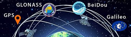 Những hệ thống vệ tinh định vị toàn cầu hiện