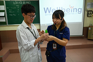 VIETNAM-HEALTH-EDUCATION-SEX