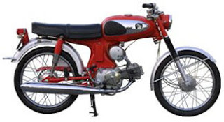 Honda S90 1967